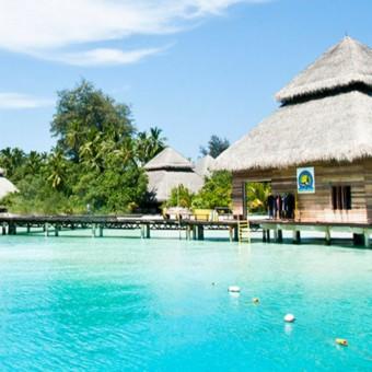 Hôtels de charme et luxe aux Maldives