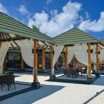 Adaaran - Meedhupparu Island Resort