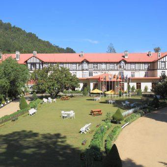 Grand Hotel - Hôtel Nuwara Eliya